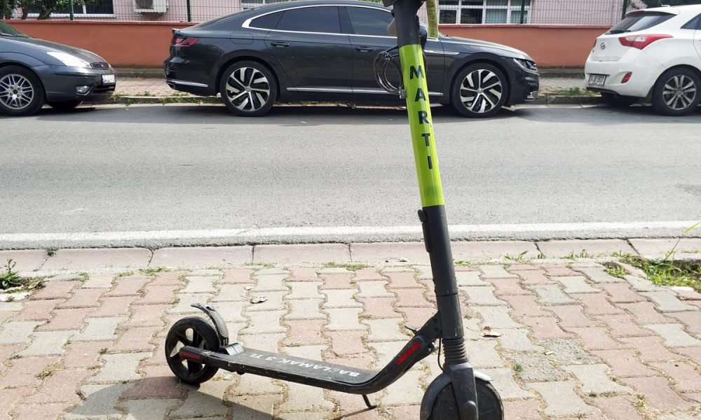 Martı Elektrikli Scooter İncelemesi