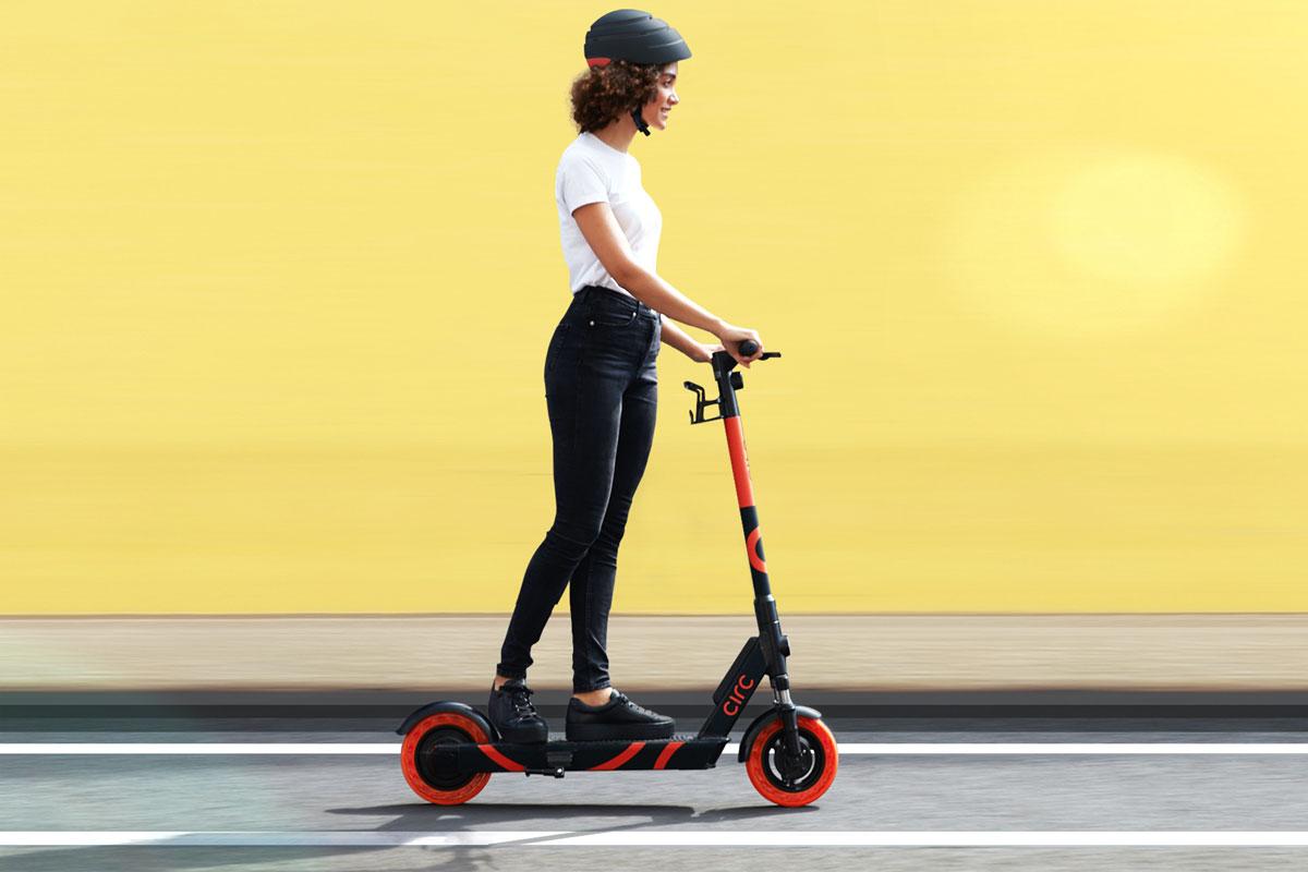 Circ scooter Türkiye
