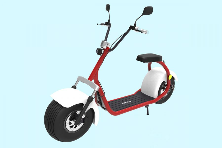 Citycoco Comfort V2 Elektrikli Scooter
