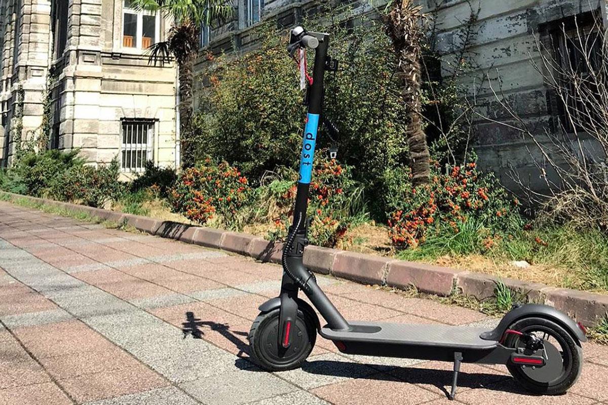 dost-elektrikli-scooter