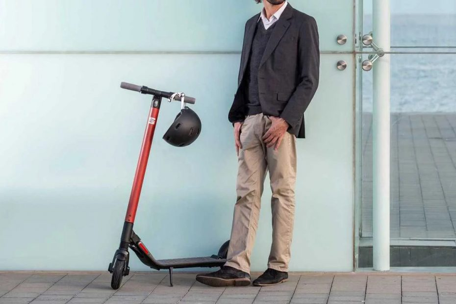 Seat EXS Elektrikli Scooter