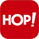 Hop Elektrikli Scooter Logo